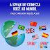 O Inglês já faz parte da sua vida, aprenda e fale, venha para o Speak Up e Speak Up Kids