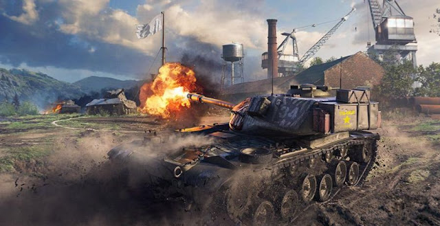 تحميل لعبة world of tanks blitz مهكرة آخر اصدار
