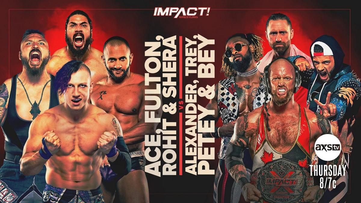 Cobertura: IMPACT Wrestling (15/07/2021) – Beira do abismo!