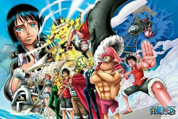 One Piece – Arc Enies Lobby