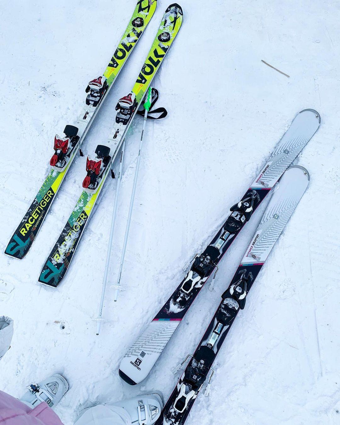 sewa peralatan ski salju zermatt swiss