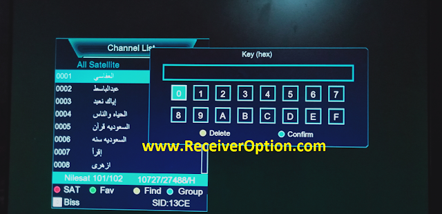 ORYX M1 1506T 512 4M NEW SOFTWARE WITH HAHA NETFLIX & DIRECT BISS KEY OPTION