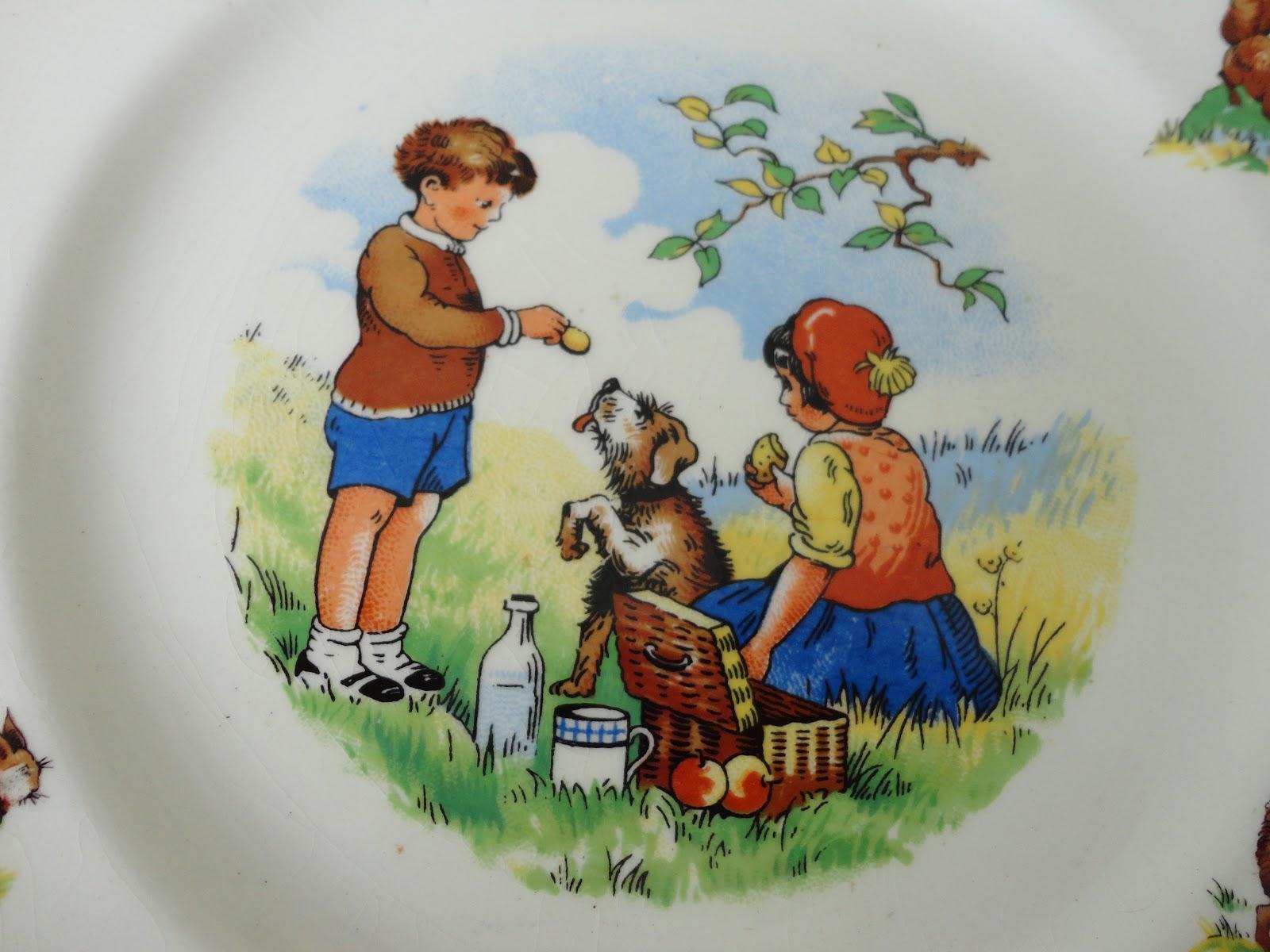 Tazas Cuentos Algunos Juegos Infantiles Antiguos