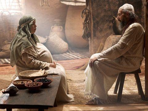 बाइबिल में एलिजाबेथ की कहानी (Story of elizabeth in the bible)