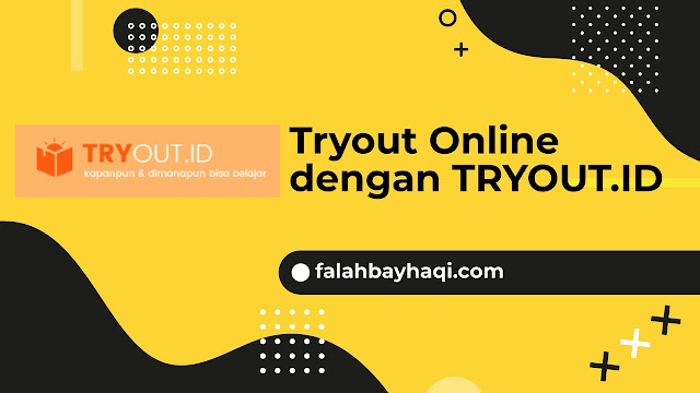 Tryout Online dengan TRYOUT.ID
