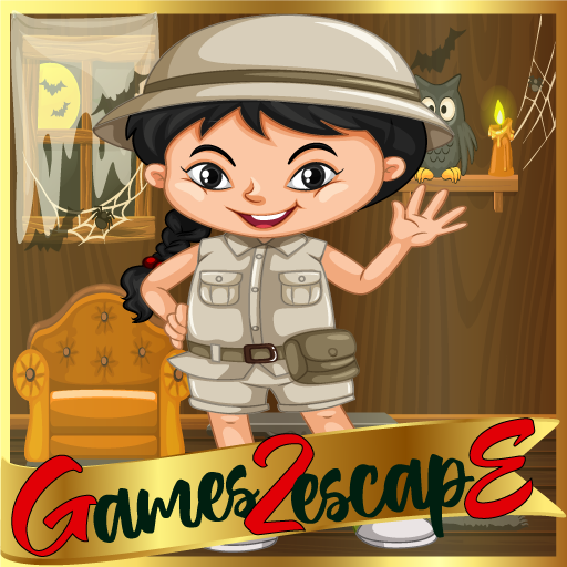 Play Games2Escape Scary House …