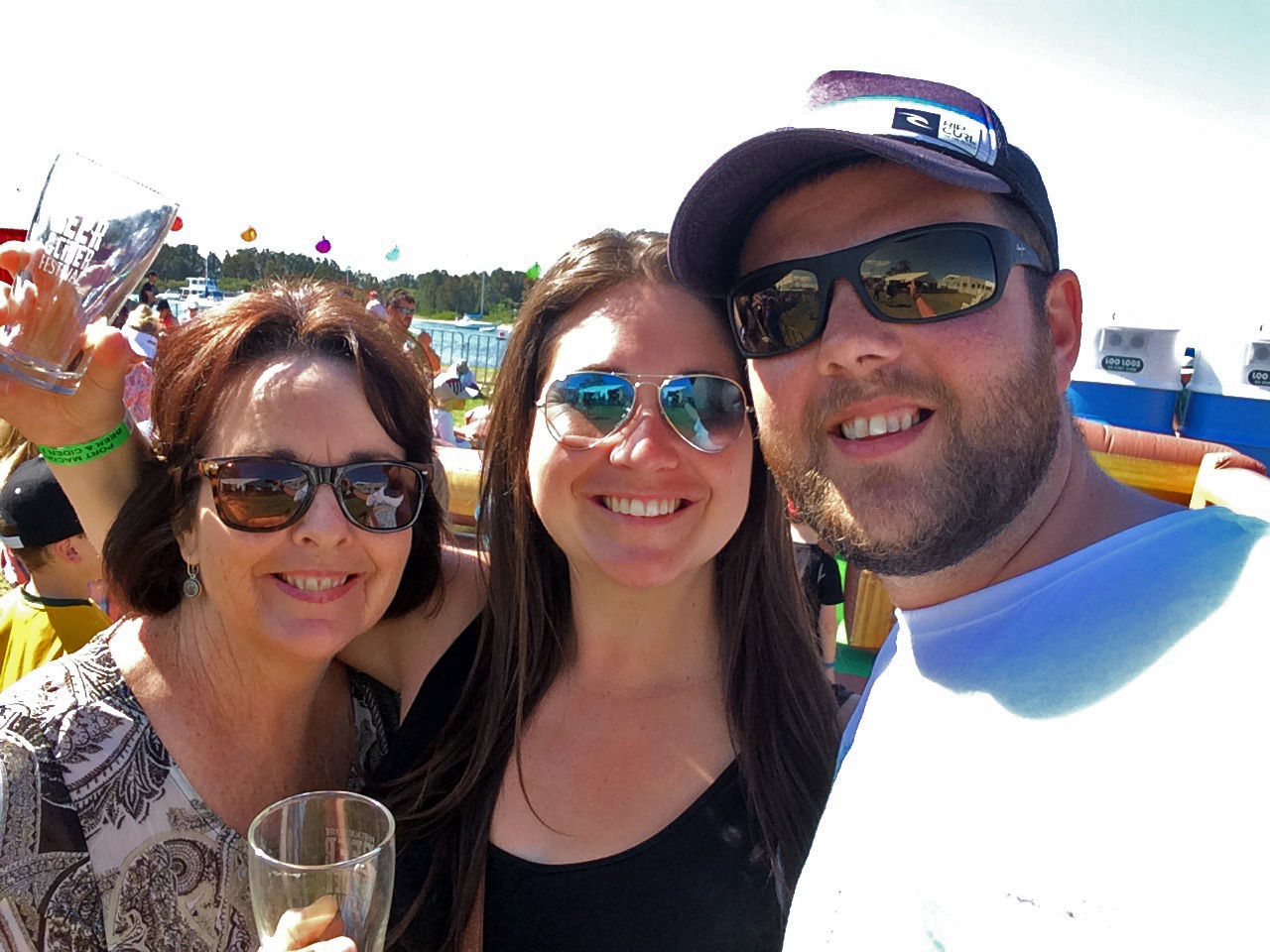 Port Macquarie Beer and Cider Festival Fun