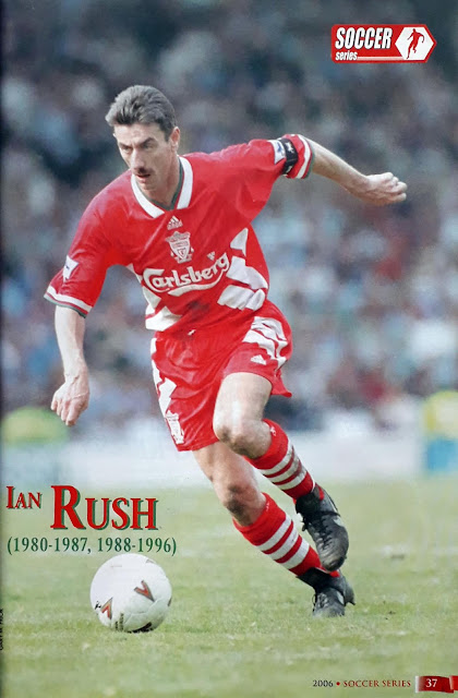 IAN RUSH LIVERPOOL LEGEND