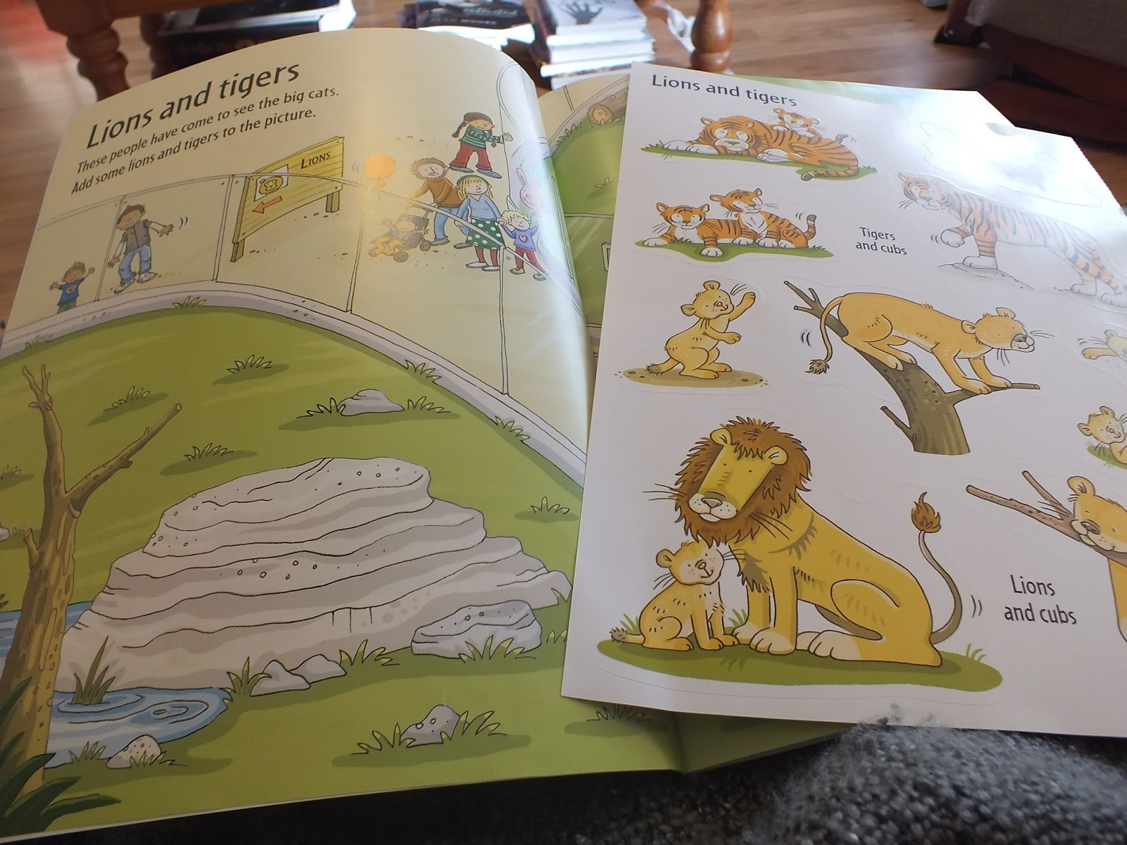 From a whisper to a roar october 2016 they also look nice enough to keep and flick through afterwards if youre looking for some quiet time activity books id definitely recommend it gumiabroncs Choice Image