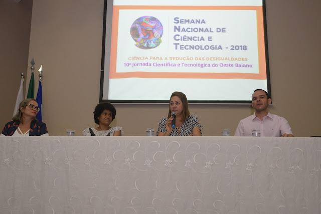 Secretaria de Educação de Barreiras e IFBA abrem espaço para discutir desigualdades sociais