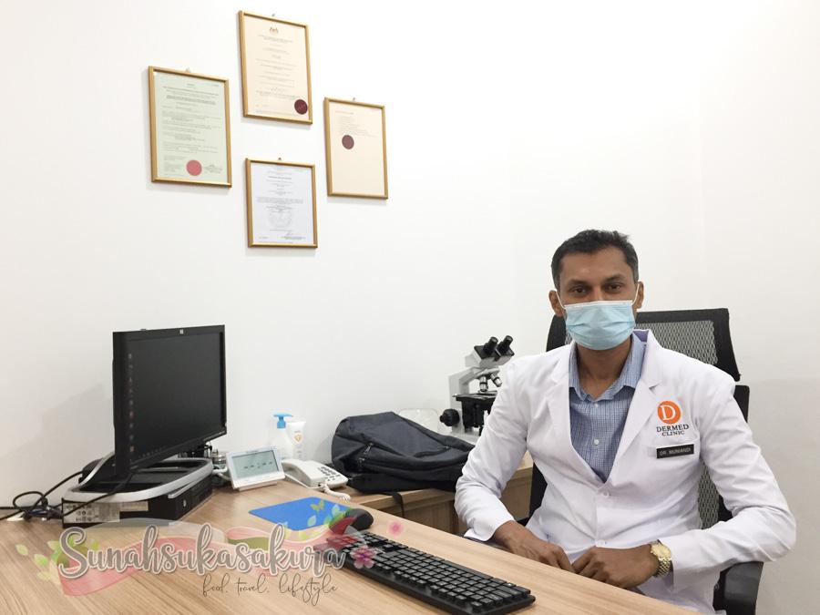 Selesaikan Masalah Kulit dan Estetika di Dermed Clinic, Danga Bay, Johor Bahru