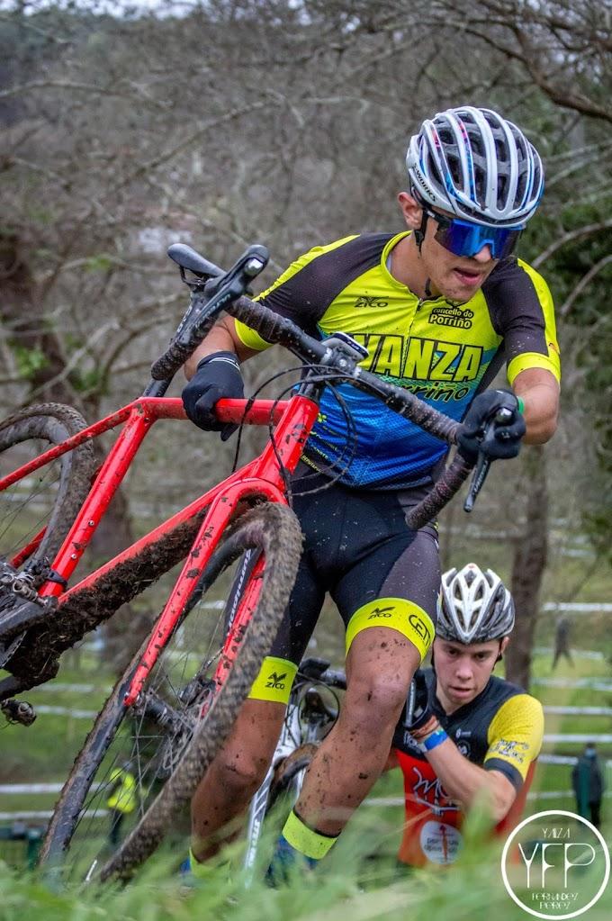 Las fotos del Campeonato de Galicia de Ciclocross - Fotos Yaiza Fernández