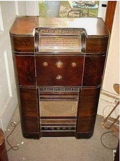 Rogers Majestic Radio Model 8M1092