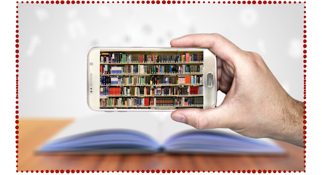 Onde irão parar os livros no futuro? Dentro das tuas engenhocas tecnológicas!