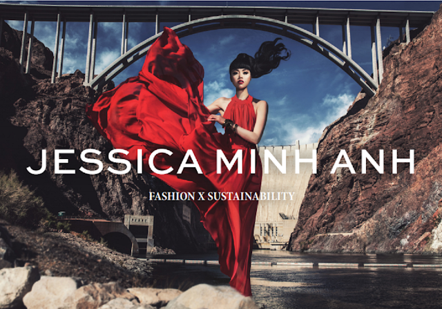 Jessica Minh Anh -  Fashion x Sustainability
