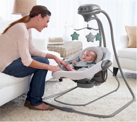 duet connect lx swing & bouncer 2