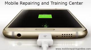 phone charger port repair