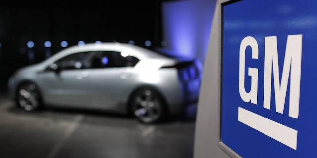 GM cerrará 5 plantas y recortará 15% de trabajadores