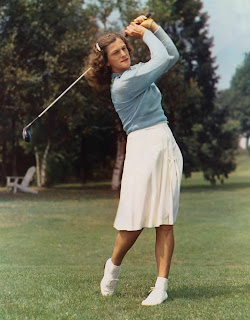 Babe Zaharias is the oldest US Womens Open winner
