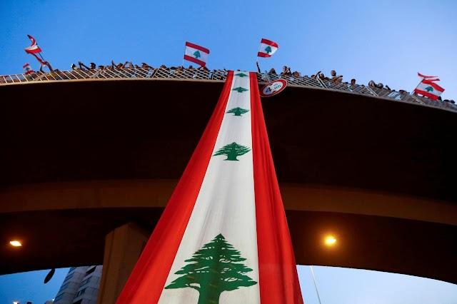 وجع واحد يجمع ما بين المتظاهرين في بغداد وبيروت