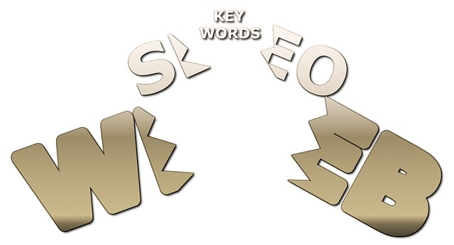 what are keywords business seo rank high kw research google search engine results pages