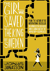 dziewczyna która uratowała króla szwecji, analfabetka która potrafiła liczyć, the girl who saved the king of sweden, recenzja, jonas jonasson,