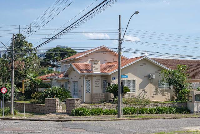 Casa na Rua Olavo Bilac