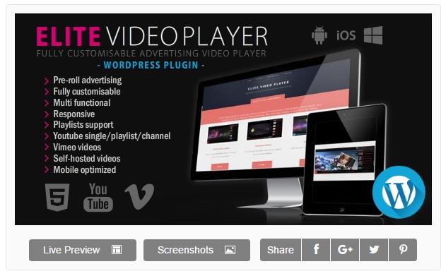 Elite Video Player [GIVEAWAY]