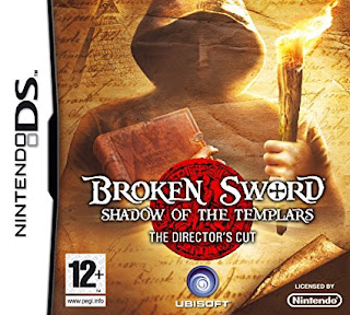 Broken Sword: Shadow of the Templars The Directors Cut ( BR ) [ NDS ]