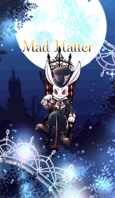 Mad Hatter (Alice in Wonderland)