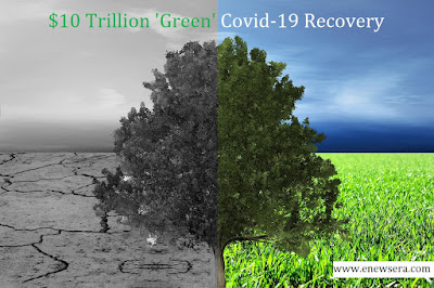 Environment recovery in Covid-19