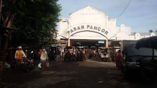 Rp11 Miliar Untuk Renovasi Pasar Pancor ?