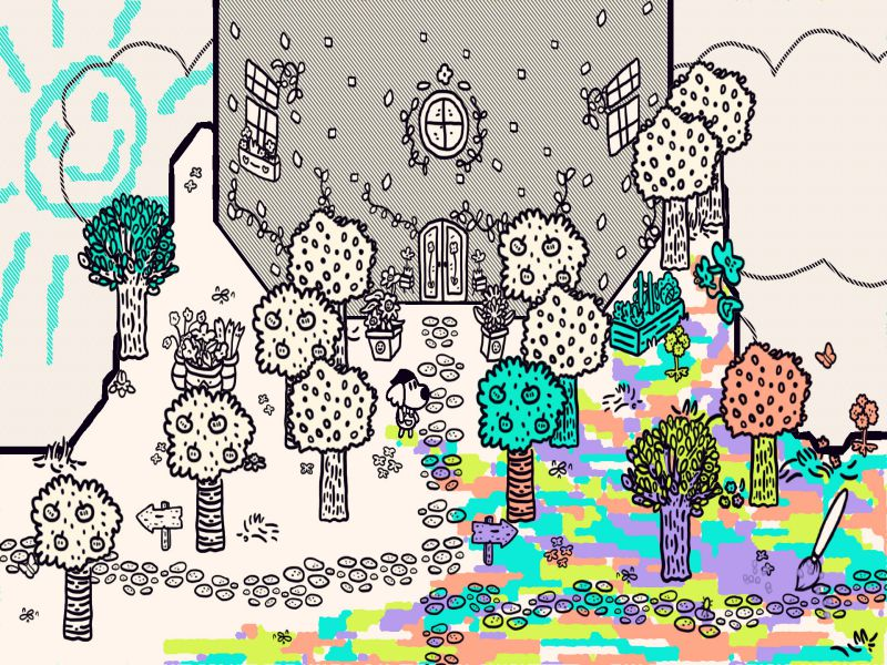 Download Chicory A Colorful Tale Game Setup Exe