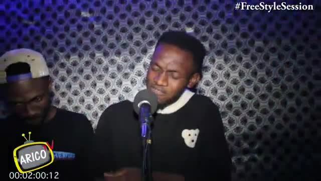 VIDEO: ARICO TV FREESTYLE SESSION WITH – BLACK HOUSE (EPISODE 2)