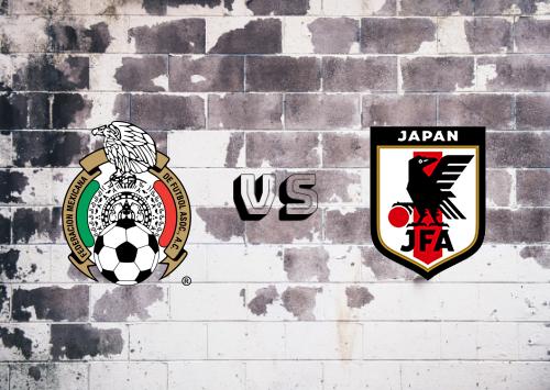 México vs Japan Resumen y Partido Completo