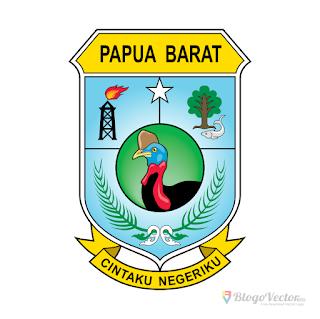 Provinsi Papua Barat Logo vector (.cdr)