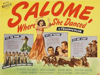 Película Salomé, la embrujadora Online