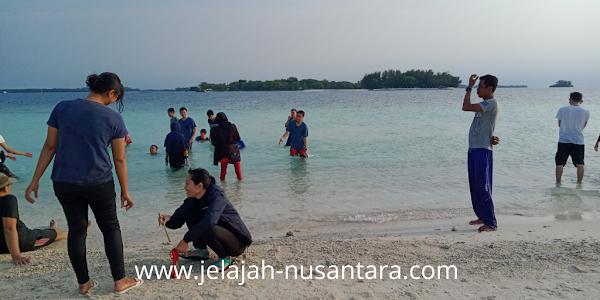 wisata private trip pulau harapan 2 hari 1 malam