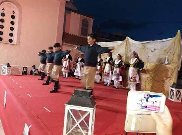 Ολοκληρώθηκε με επιτυχία η 2η Ετήσια Παραδοσιακή Χορευτική Βραδιά στο Δρέπανο