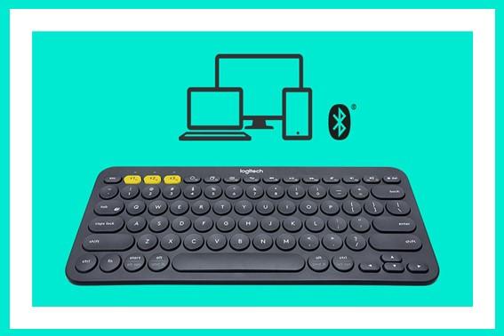 Kelebihan Keyboard Logitech Type K380