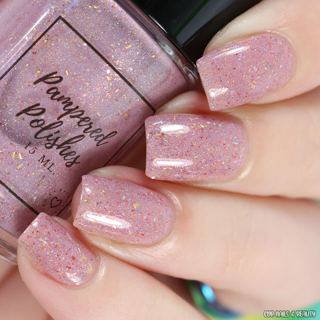 Pampered Polishes-Colors Of The Wind