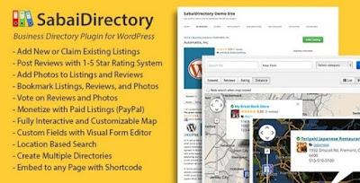 Sabai Directory Plugin for WordPress v1.4.9