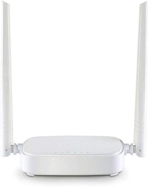 Review Tenda N301 N300 Wireless Wi-Fi Router