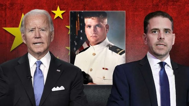 'Family Affairs 1' :Tony Bobulinski, a former business associate of Hunter Biden's Accuses Biden Family of Lying About Chinese Business Dealings