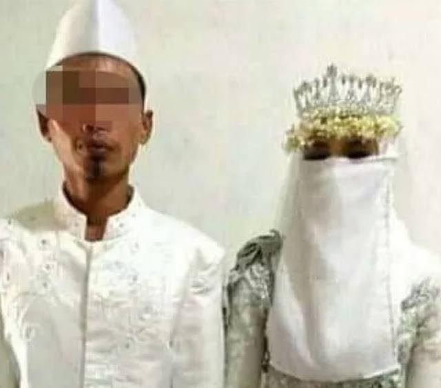 Индонезиец после свадьбы обратился в полицию, когда узнал, что его жена - мужчина (3 фото)