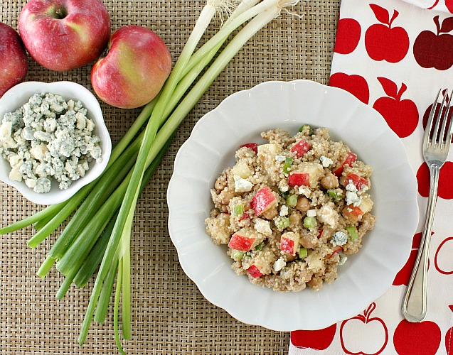 quinoa apple salad