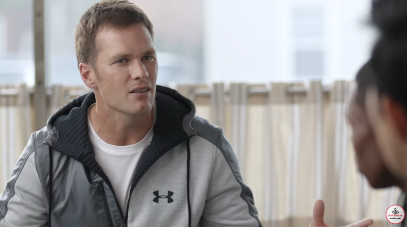 Giocatore di Football attore pubblicità Foot Locker: è Tom Brady il Testimonial Spot Novembre 2016