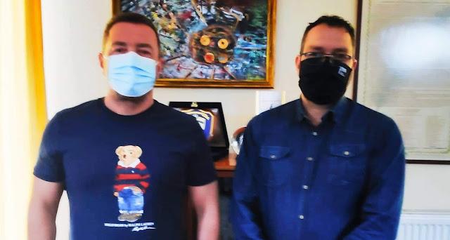 Τι ζήτησαν οι συνδικαλιστές Πυροσβέστες της Αργολίδας από τον Δήμαρχο Επιδαύρου