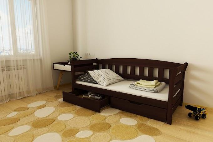 Детская кровать Тедди 80х160  ТМ Луна