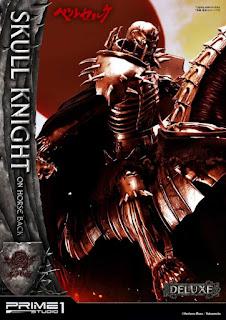 Prime 1 Studio: Skull Knight a caballo Ultimate Premium Masterline de Berserk